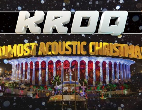 Mike Posner to Perform at KROQ's Almost Acoustic Christmas 2018