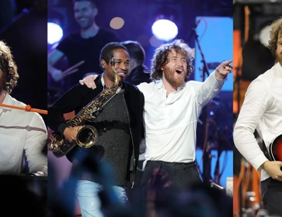 Mike Posner Performed the Detroit Lions Thanksgiving Halftime Show
