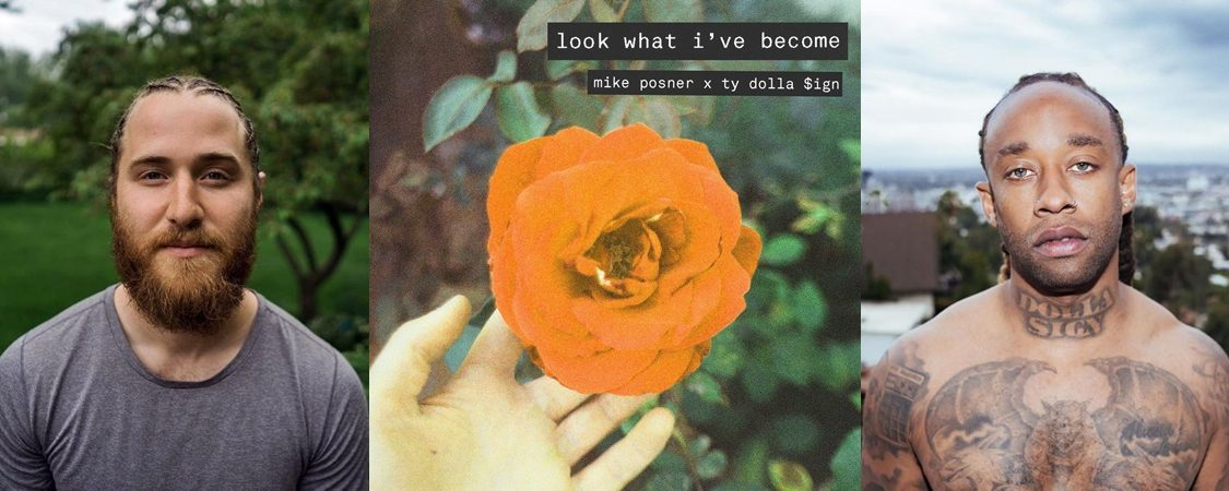 """Mike Posner Releases """"Look What I've Become"""" (feat. Ty Dolla $ign)"""