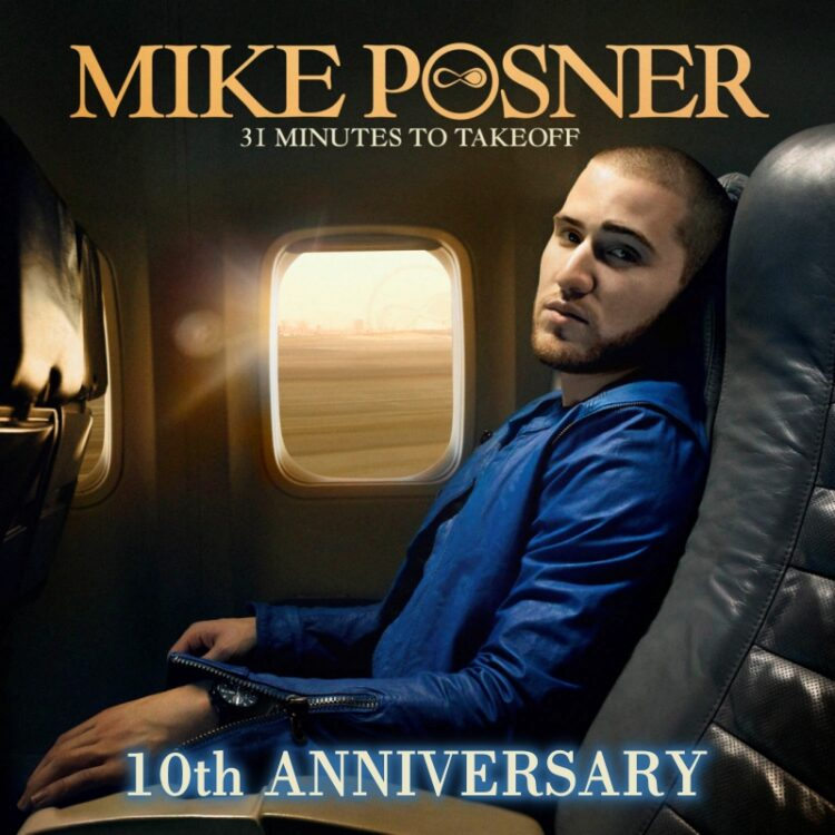 Mike Posner's 31 Minutes To Takeoff 10 Year Anniversary