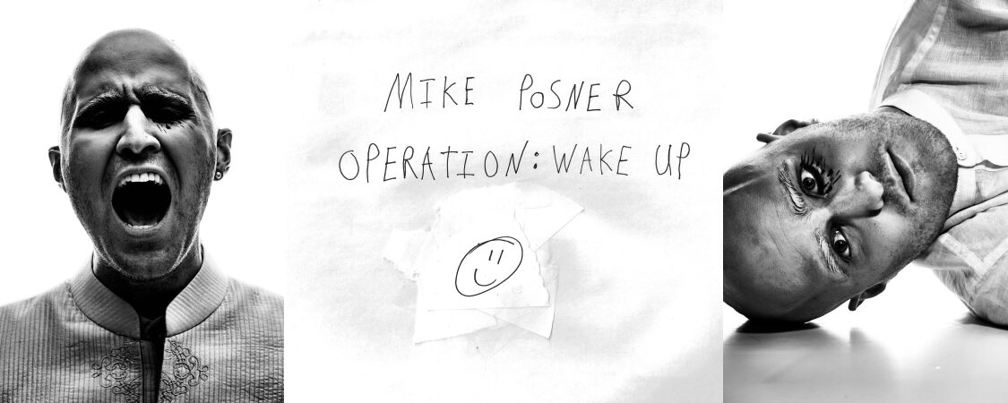 Mike Posner Releases Album 'Operation: Wake Up'