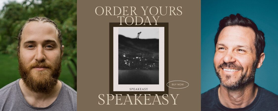 Mike Posner Featured in Speakeasy Vol. 1, Limited Edition Poetry Book