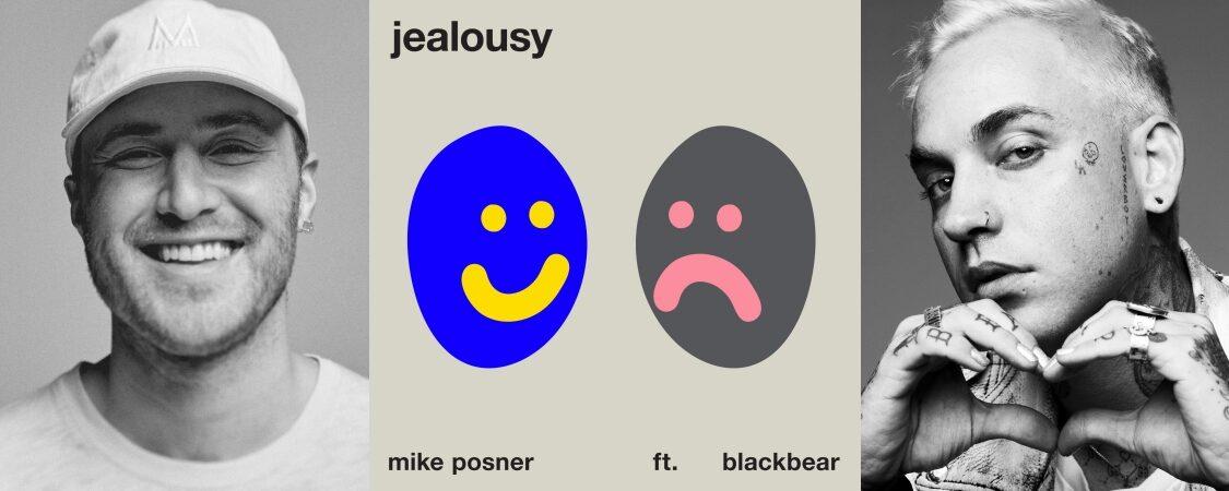 """Mike Posner & Blackbear Release """"Jealousy"""""""