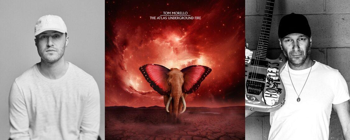 "Tom Morello Releases Album, ""Naraka"" (feat. Mike Posner)"